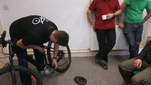 KTM Bosch Training day, Glossop, Motor System, Manchester eBike