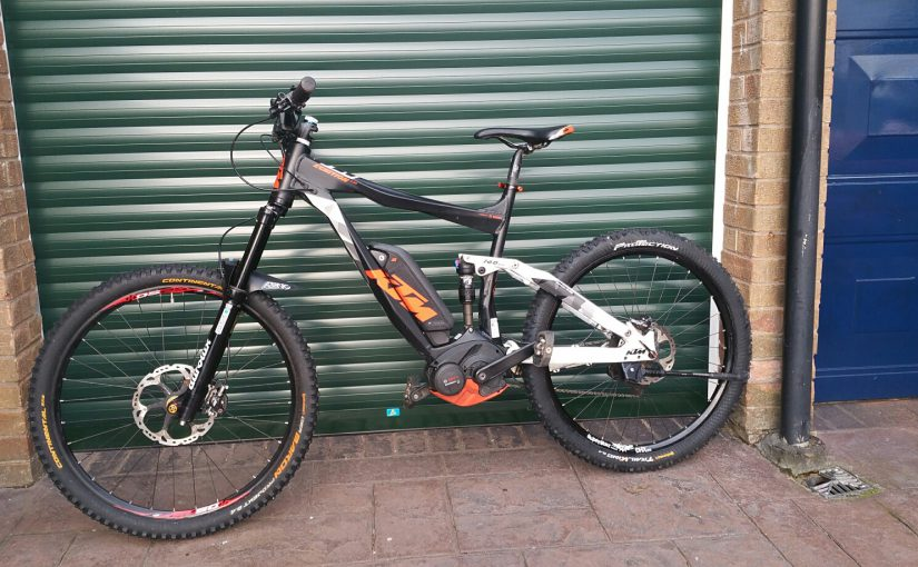 KTM eGnition review